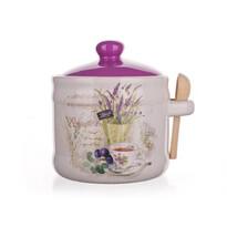 Doză cu linguriţă Banquet Lavender