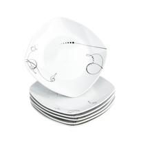 Mäser Chanson 6 részes desszert tányér készlet, 19 cm