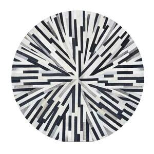 Tempo Kondela Kusový koberec Patchwork 2, 150 x 150 cm