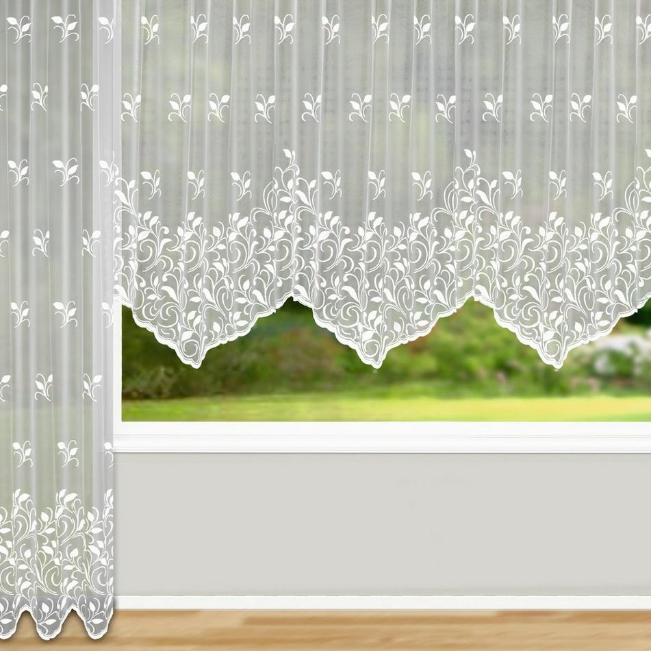 Albani Záclona Bologna oblouk, 450 x 125 cm