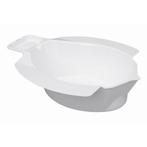 Prenosný bidet na WC misu, 42 x 36 cm