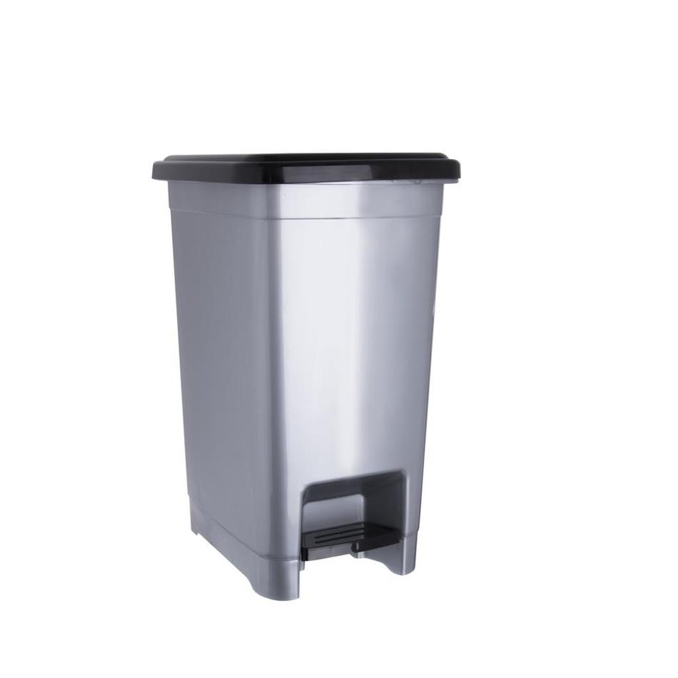 Orion Pedálový odpadkový koš Slim, 10 l