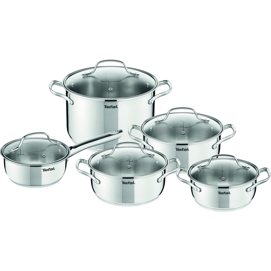 Tefal Uno 10dílná sada nádobí