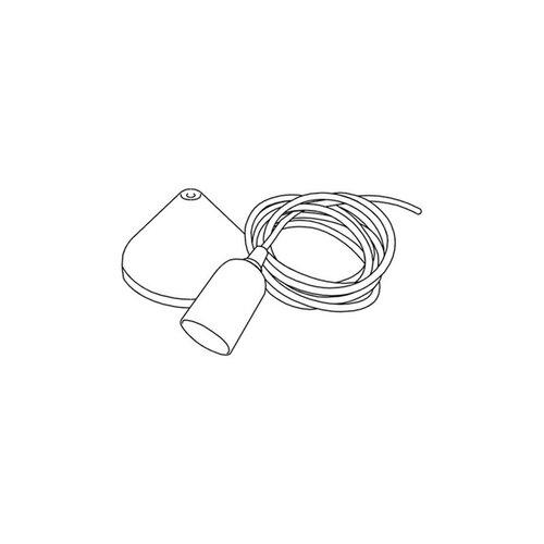 Kábel k stropnému svietidlu s objímkou 2,5 m