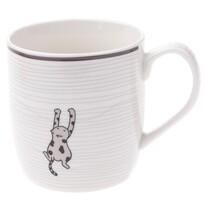 Porcelánový hrnček Micka, 345 ml