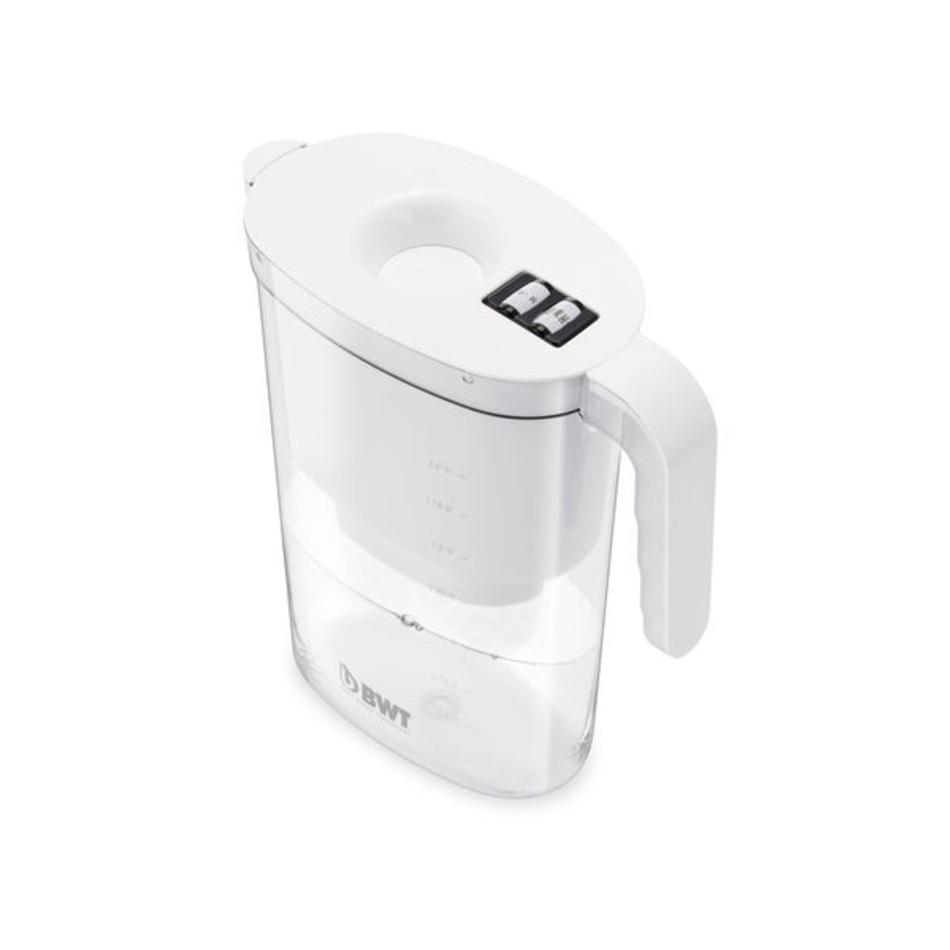 BWT Dzbanek filtrujący VIDA 2,6 l biały + 1 x filtr Mg2+