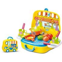 Buddy Toys BGP 2015 Dětský kufřík Kuchyňka, 25 ks