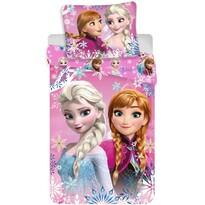Dziecięca pościel bawełniana Kraina Lodu Frozen sisters 02, 140 x 200 cm, 70 x 90 cm