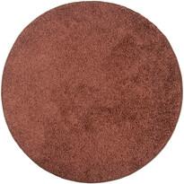 Kusový koberec Color shaggy hnědá,
