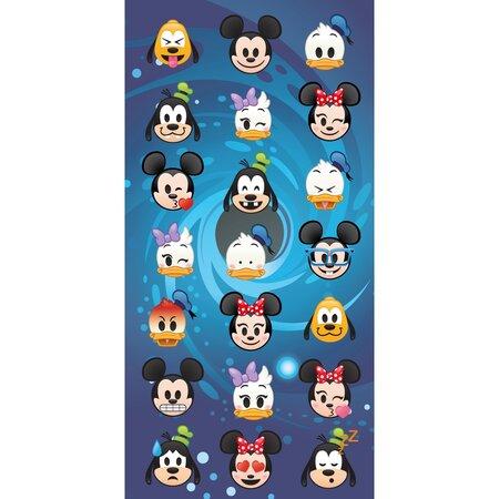 Emoji Disney törölköző, 70 x 140 cm