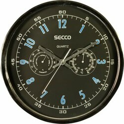 SECCO TS6055-51 (508) Nástenné hodiny