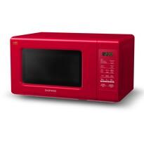 Daewoo KOR 6S2AR mikrovlnná rúra, červená