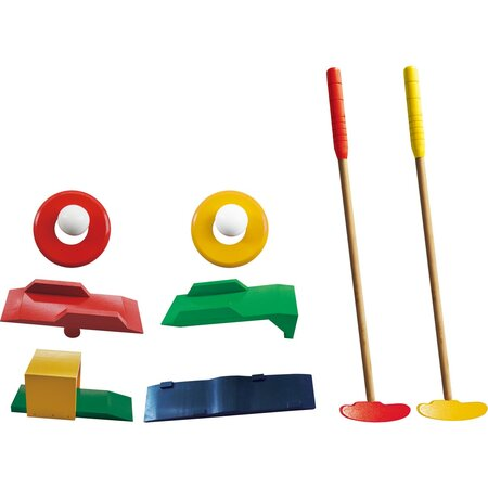 Gyerek golf készlet, 10 db