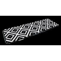 Domarex Dywan z pianki z pamięcią Soft Geometric, 50 x 150 cm