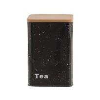 Orion Pojemnik blaszany do herbaty Mramor