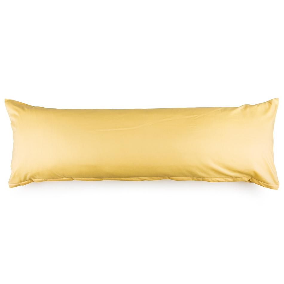 4Home Față de pernă de relaxare Soțul de rezervă galbenă, 45 x 120 cm imagine
