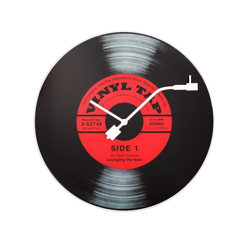 Nextime Vinyl Tap 8141 nástěnné hodiny