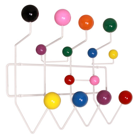 Věšák Eames Hang it all 50 cm, barevný