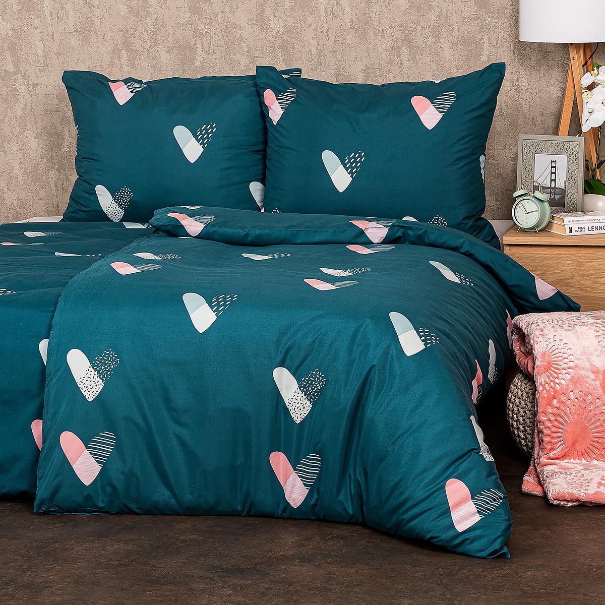 4Home Obliečky Romantic micro, 160 x 200 cm, 70 x 80 cm