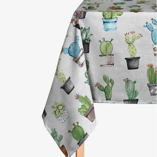 Domarex Kaktuszok Szahara abrosz, 135 x 180 cm