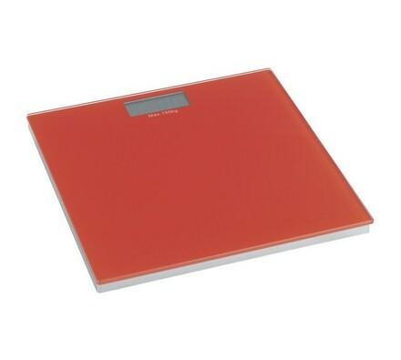 Osobní váha tropická červená