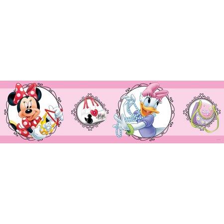 Samolepiaca bordúra Mickey Mouse, 500 x 14 cm