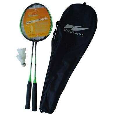 Badmintonová sada v tašce