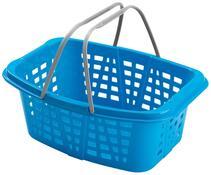 Heidrun Koš na čisté prádlo s držadly 26 l