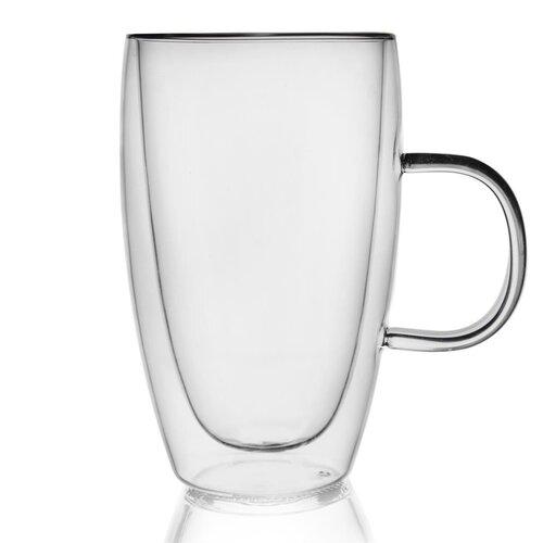 Orion Hrnek dvoustěnné sklo, 430 ml