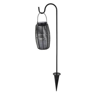 Rabalux Basket 8500 solární lampa černá