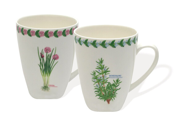 Set căni Maxwell  Williams 2 buc.Fragrant Garden