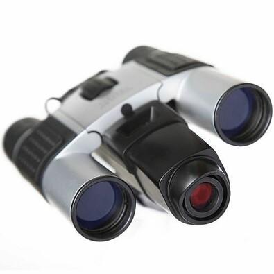 Dalekohled s digitální kamerou pro špióny