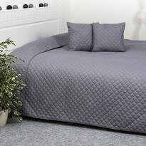 4Home narzuta na łóżko Orient szary, 220 x 240 cm, 2x 40 x 40 cm