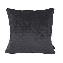 Domarex Povlak na polštářek Elite Velvet šedá, 45 x 45 cm
