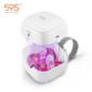 59S UVC LED Mini Box sterilizátor, růžová
