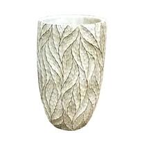 Betónová váza na kvetiny Blade, 22 cm