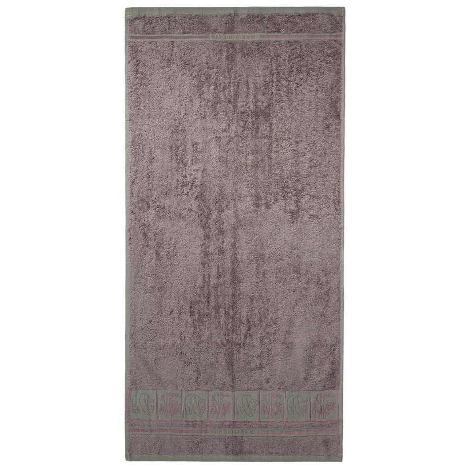 Zľava  4Home Uterák Bamboo Premium sivá, 50 x 100 cm