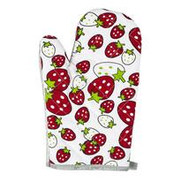 Mănușă bucătărie  Căpșuni, 28 x 18 cm