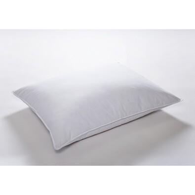 Péřový polštář Natural Comfort Classic  měkký a pevný, 50 x 70 cm