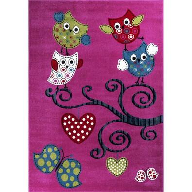 Dětský koberec Kids 420 Lila, 80 x 150 cm