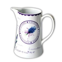 Carafă ceramică Toro Lavandă, 1 l