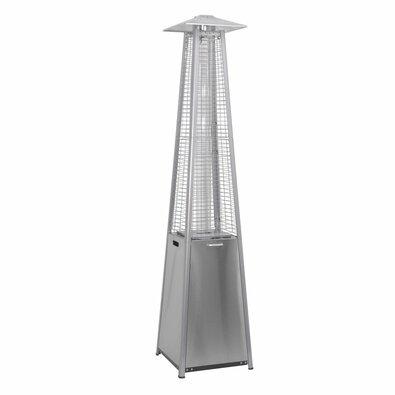 Cattara Plynový žiarič Pagoda s regulátorom, 220 cm