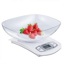 Orava EV-1 W digitální kuchyňská váha s miskou