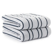4Home ručník Marino světle šedá, 50 x 90 cm, 2ks