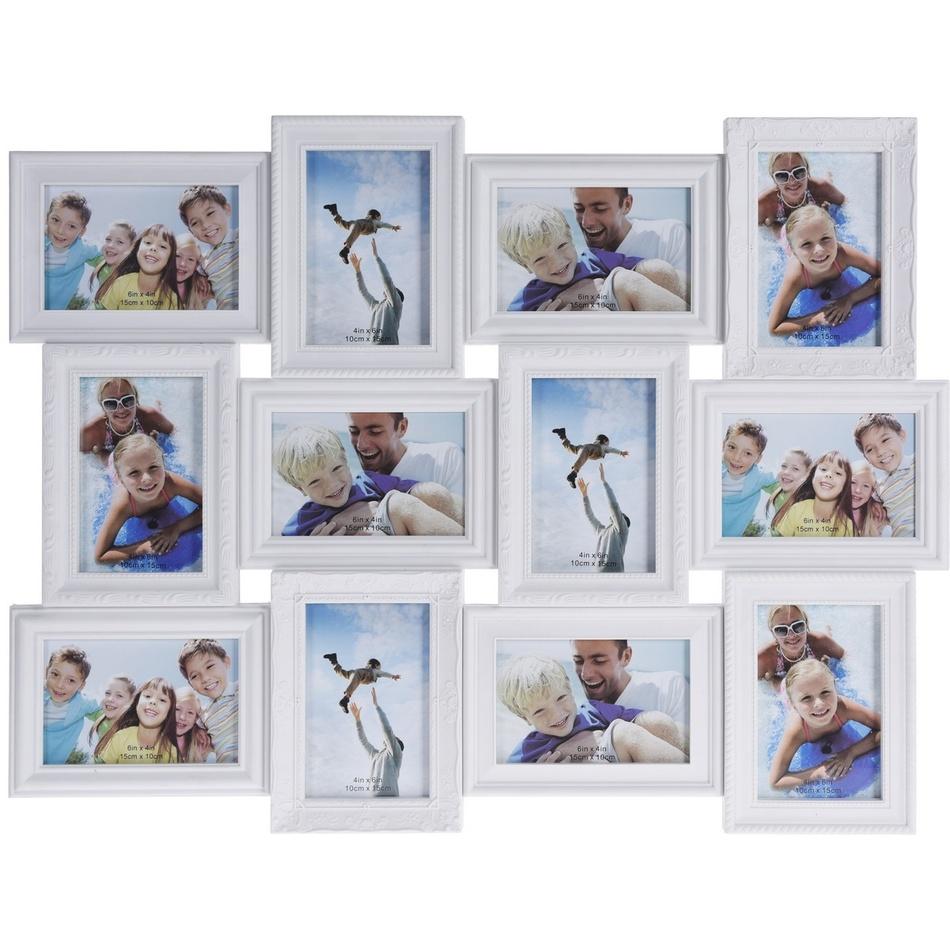 Fotorámček Ricordi na 12 fotografií, 52 x 68 cm