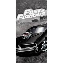 Ręcznik kąpielowy Fast and Furious, 70 x 140 cm