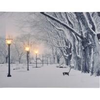 Koopman Obraz na płótnie LED Lurdy, 40 x 30 cm