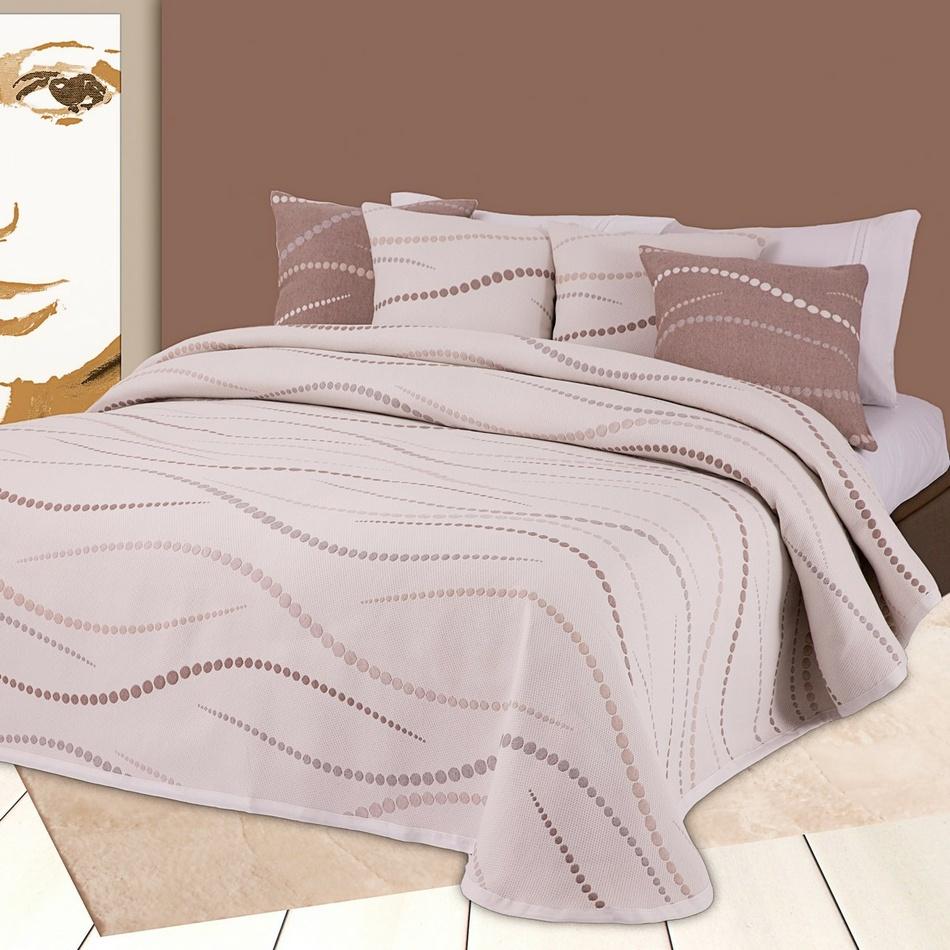 Forbyt Přehoz na postel Links, 240 x 260 cm