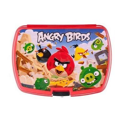 Banquet Angry Birds svačinový box