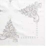 Vánoční ubrus Christmas Tree , 80 x 80 cm